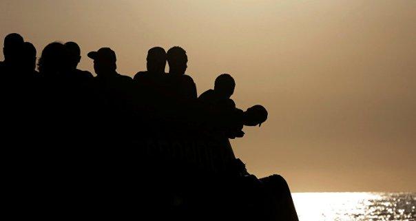 Migrantes (Archivo)
