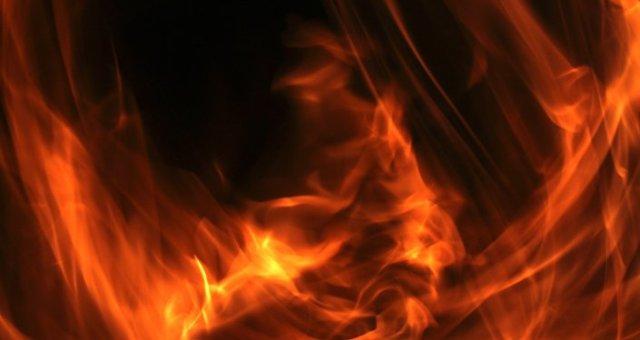 Fuego (imagen referencial)