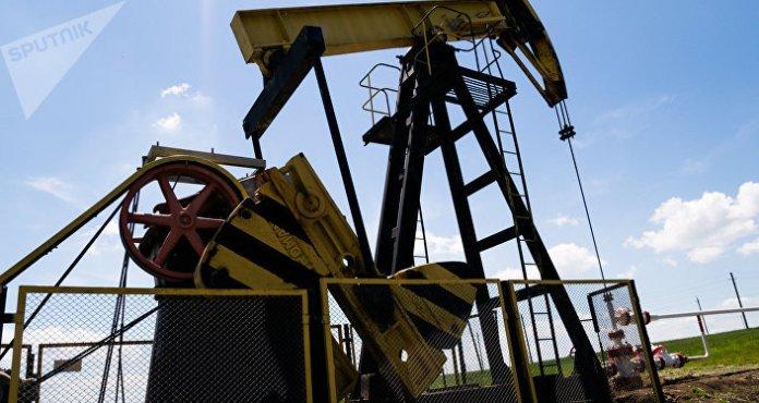 Extracción de petróleo (imagen referencial)