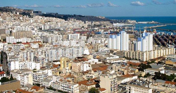 Argel, la capital de Argelia