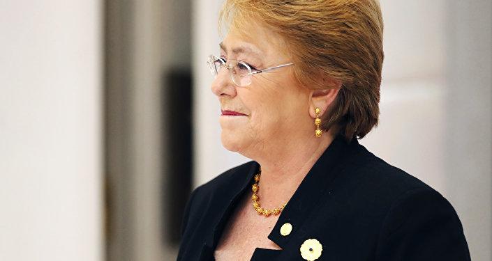 Michelle Bachelet, la Alta Comisionada de la ONU para los Derechos Humanos (archivo)