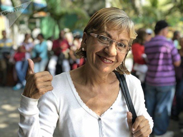 Enica piensa que Nicolás Maduro tiene que tener mano dura y ponerse los pantalones