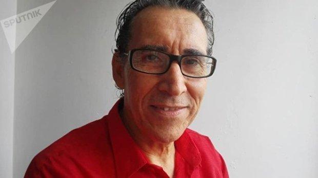 Germán tiene 57 años y llegó a Venezuela huyendo de la dictadura de Pinochet; hoy no dejaría su país de acogida bajo ningún concepto