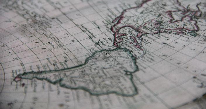 Mapa de América Latina (imagen referencial)