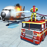 City Fire Fighter Airplane 911 Rescue Heroes apk icon