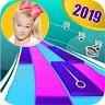 download 🎹 Jojo All songs piano tiles music 🎹 apk