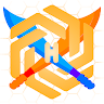 Hexan GO - turn-based strategy game (Unreleased) game apk icon