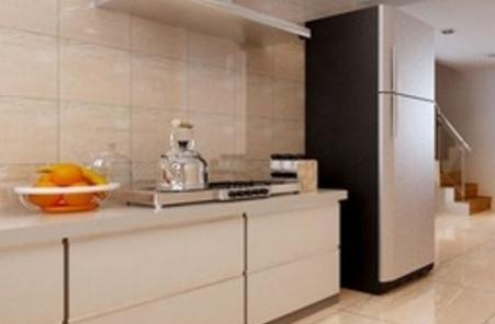 tile floors in kitchen articulating faucet 装修厨房瓷砖颜色 装修地板砖清洁方法 手机房天下知识