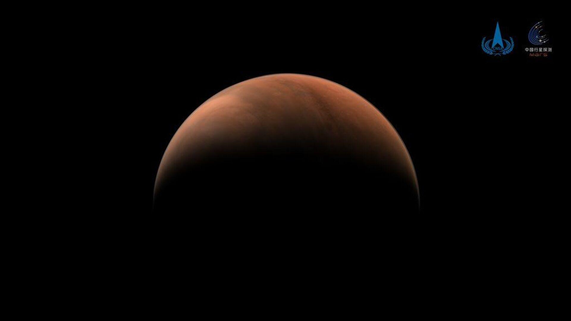 Çin'in Mars keşif araçları 'güneş kesintisi' nedeniyle faaliyetlerine ara verdi