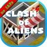 Clash of Aliens: Premium Empire Builder game apk icon