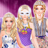 Dress Up Games For Girls game apk icon