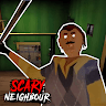 Neighbor Granny Rich 2 : Scary Escape Horror Mod game apk icon