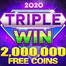 Triple Win Slots - Pop Vegas Casino Slots game apk icon