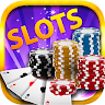 Gamblino-Slots Play Free Casino Games game apk icon