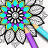 download Mandala Coloring Book 🌸🎨 apk