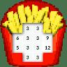 download Color by Number Food Pixel Art apk