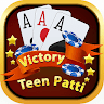Victory TeenPatti - Indian Poker Game game apk icon
