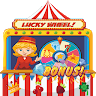 Lucky wheel game apk icon