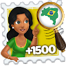 Find 5 Differences in Brazil - Search and find it! game apk icon