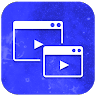 Video Popup Player :Multiple Popups Videos Player app apk icon