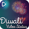 Happy Diwali Video Status - MV Video Maker app apk icon