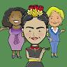 Famous People Quiz - Inspiring Women icon
