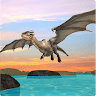 Flying Fury Dragon: Learn 3D ABC 2019 icon