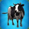 Cow Simulator game apk icon