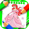 download Princess Coloring Book 2019 apk