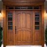 wooden door design app apk icon
