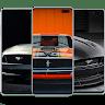 Mustang Car Wallpaper app apk icon
