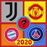 ⚽️ ⚽️ ⚽️ Football Clubs Logo Quiz 2020 ⚽️ ⚽️ ⚽️ game apk icon