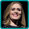 Guess songs Adele game apk icon