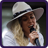 Guess songs Miley Cyrus game apk icon