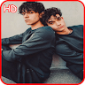 Lucas and Marcus Wallpapers HD app apk icon