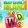 Word Find : Brain Games - Island 1 game apk icon