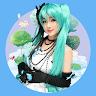 Asian Cosplay Girls app apk icon