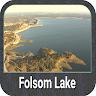 Folsom lake - California GPS Map Navigator app apk icon