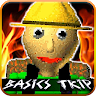 Field Trip of Balding Teacher: Let's Go Camping game apk icon