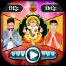 Ganesha Video Maker With Music : Photo Slideshow app apk icon
