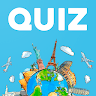 Geography. Quiz. Many tests game apk icon
