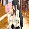 My First Valentine with Madoka game apk icon