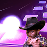 Lil Nas X - Old Town Road EDM Jumper game apk icon