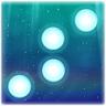 Dream Glow Piano - BTS Double Tap game apk icon