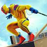 Super Rope Hero Grand City game apk icon