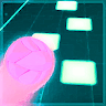 Stranger Things - Hop Hop Purple game apk icon