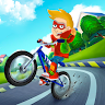 Bike Hill - With Danger game apk icon