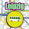 Leipzig Bus Map Offline app apk icon