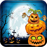 Scary Halloween Drifted game apk icon