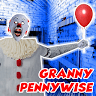 Clown Granny Evil House Escape Horror MOD game apk icon